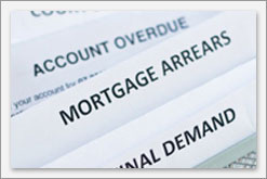 Dealing with mortgage arrears