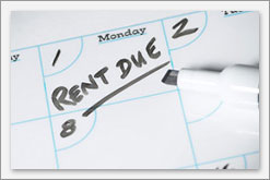 What to do if you have rent arrears