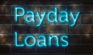Can a payday loan be included in Bankruptcy