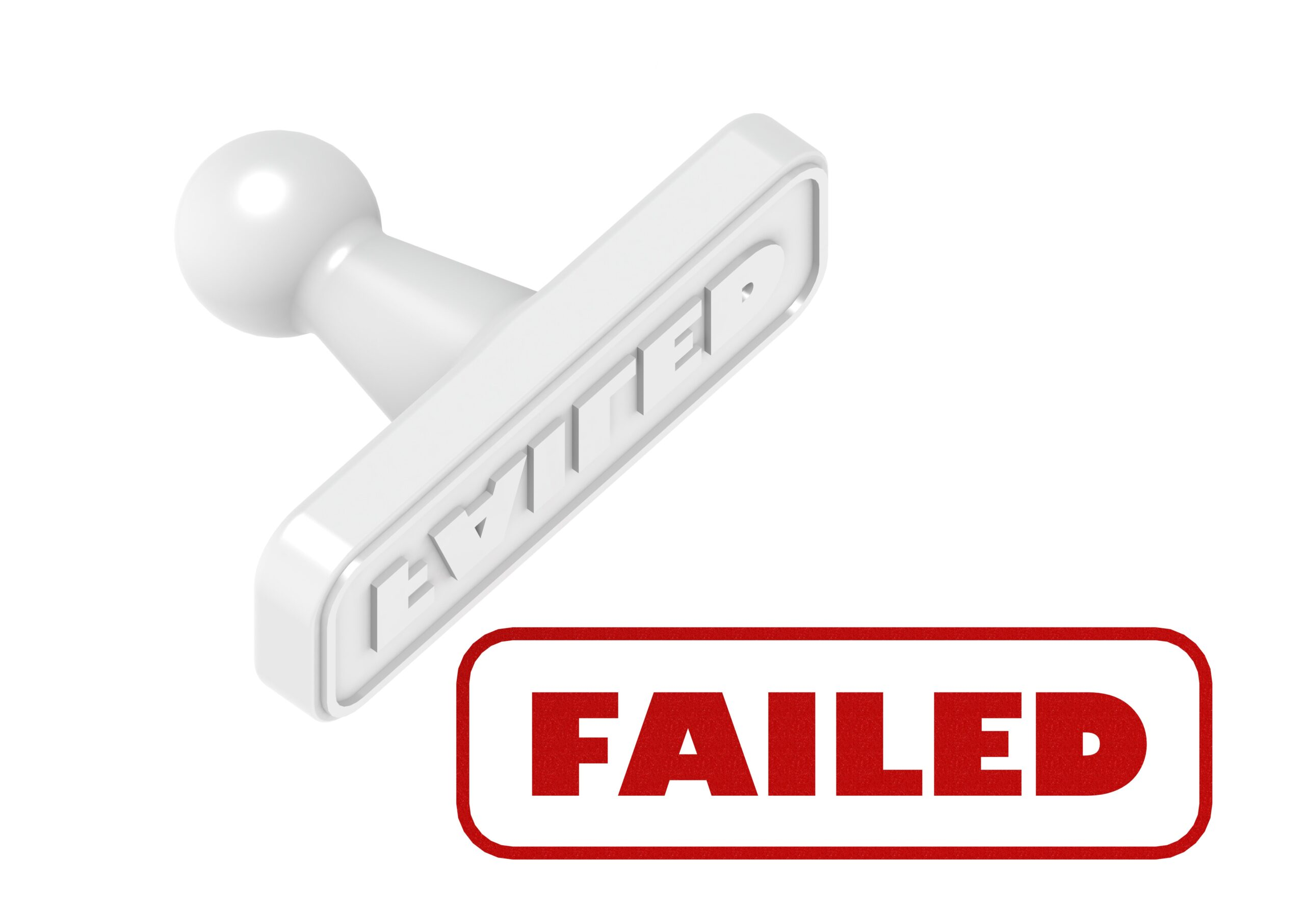 What happens if my IVA Fails?
