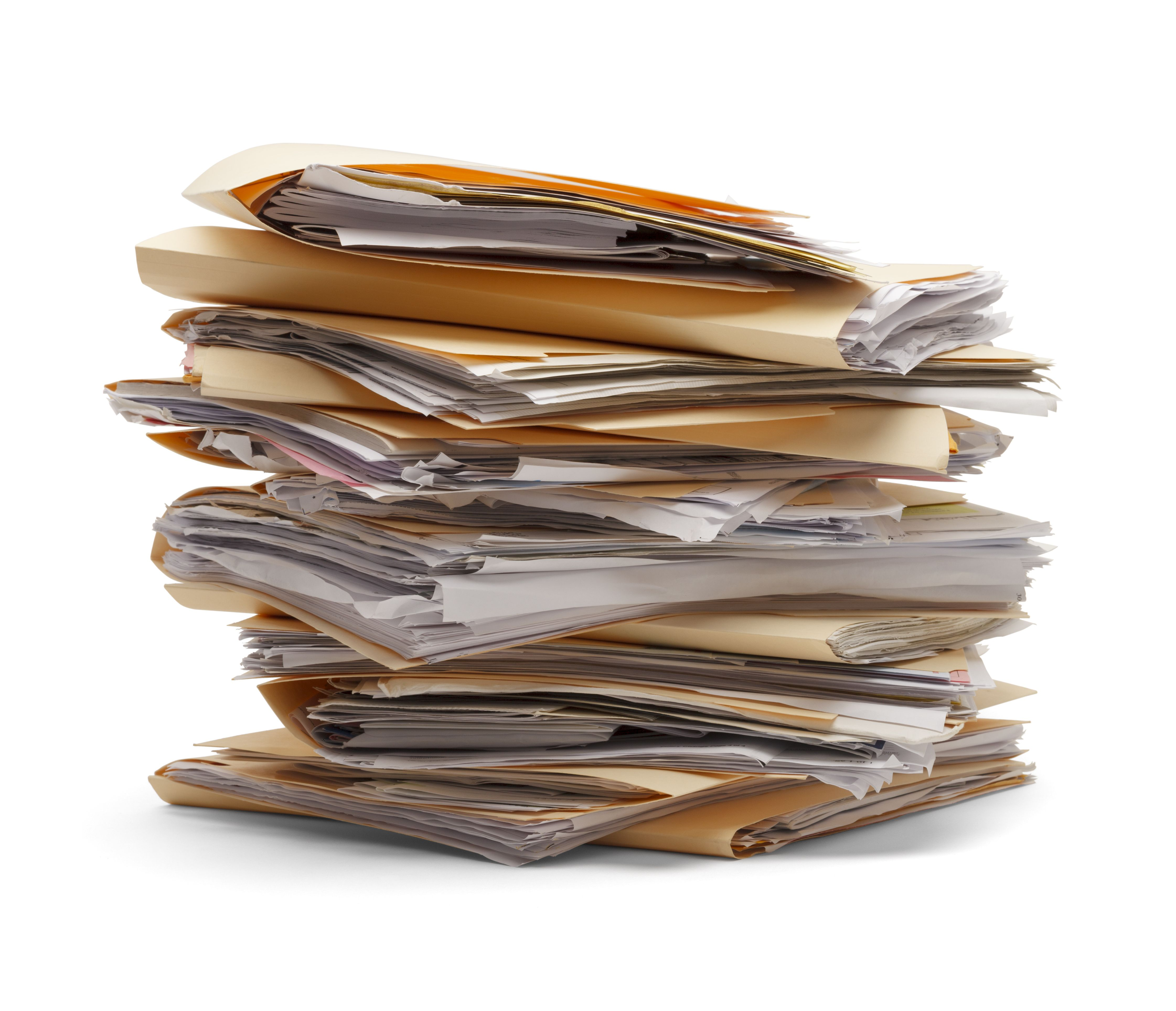 What Paperwork is required to start an IVA?