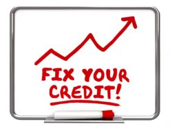 Repair Credit Rating after IVA