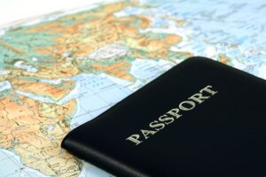 Can I go Bankrupt if I have moved Abroad?