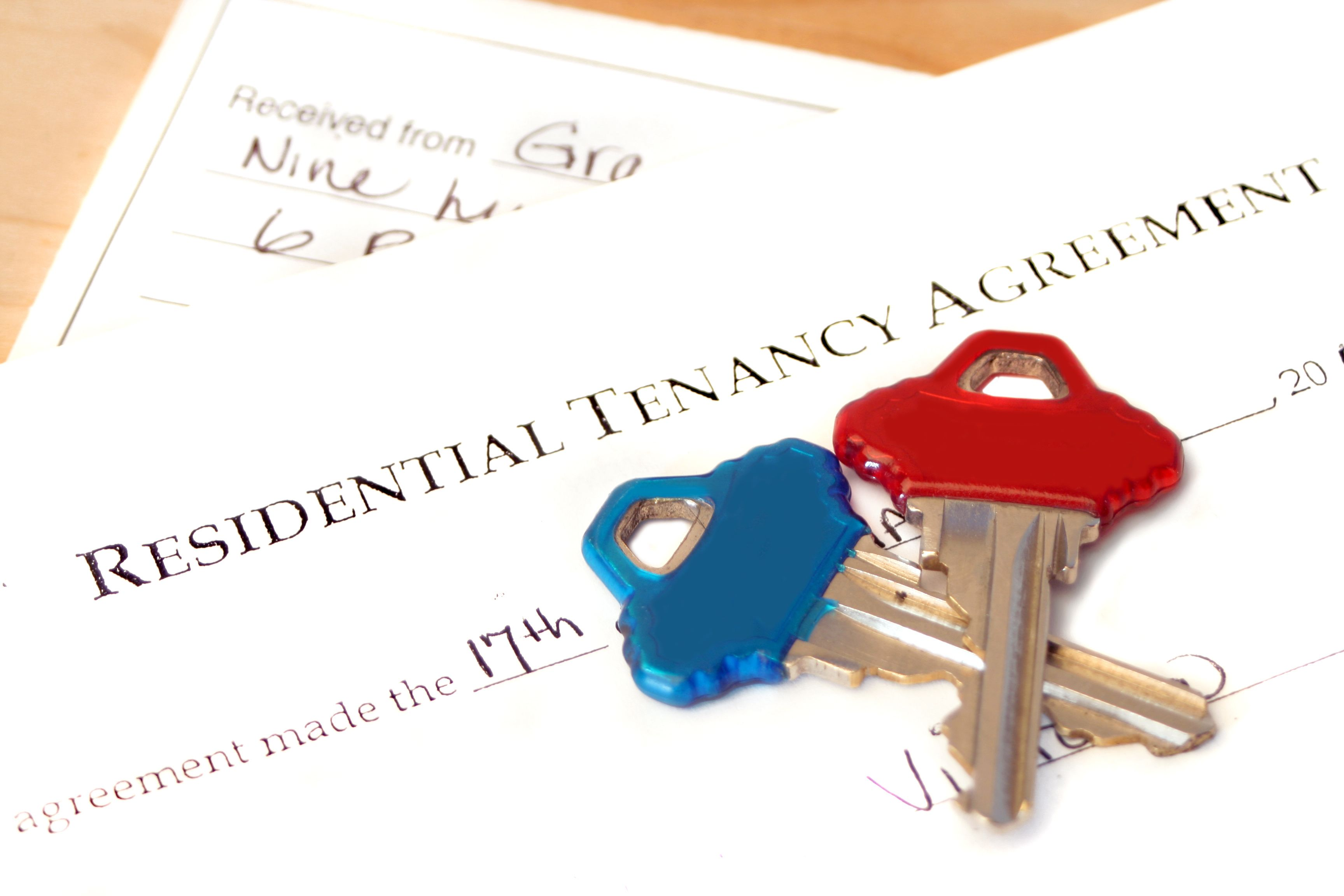 Can you rent a property when you are Bankrupt