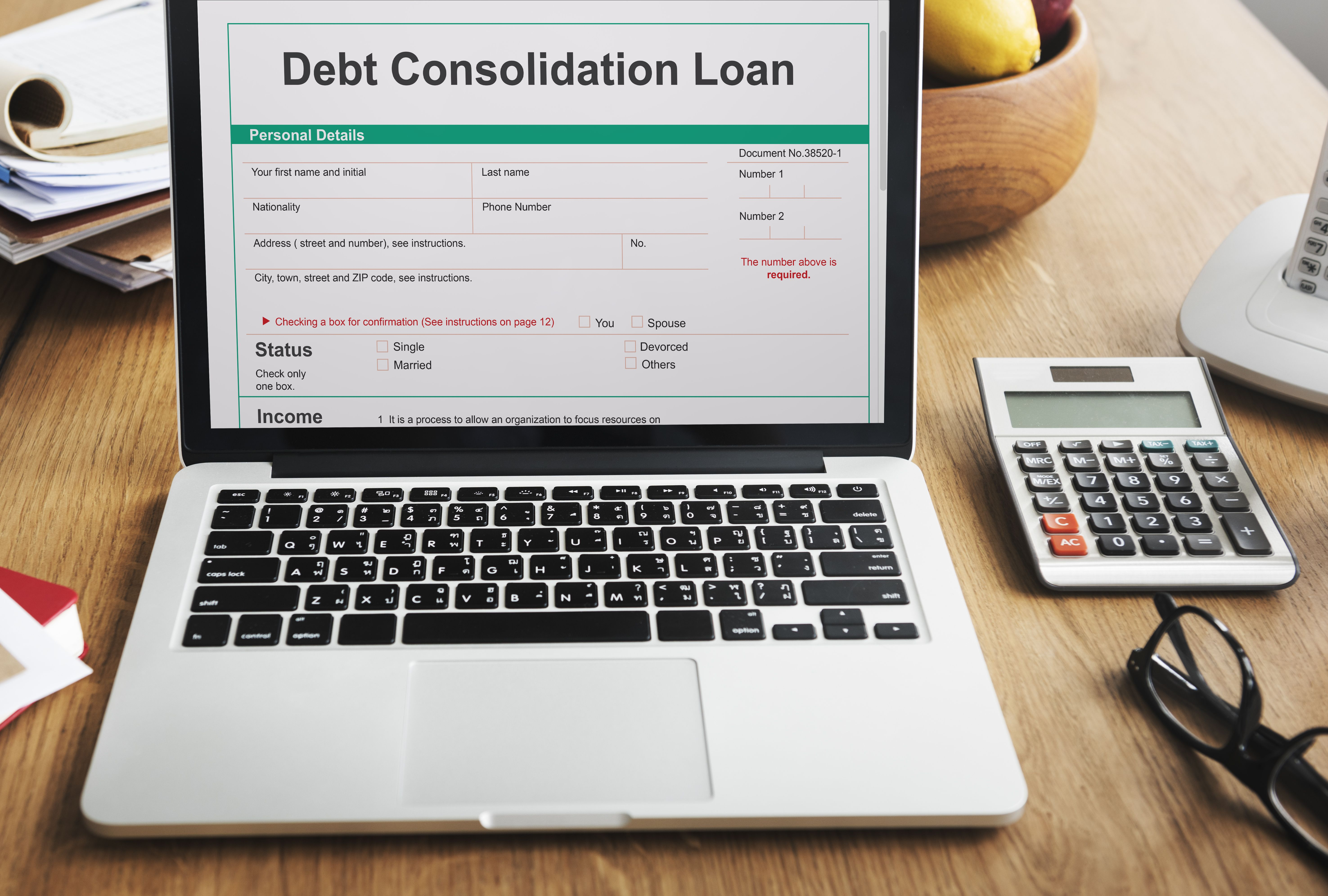 How to get a Consolidation Loan