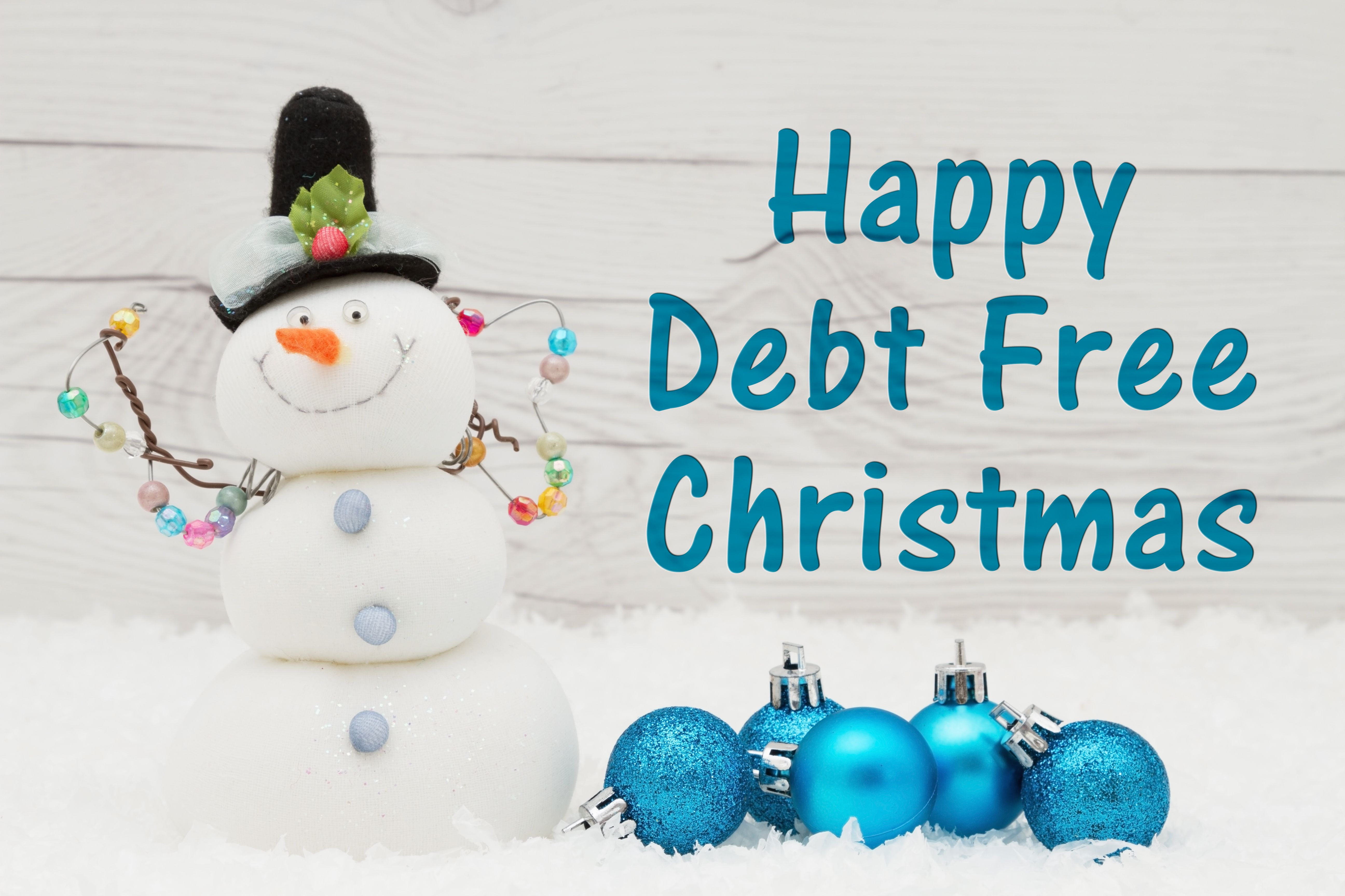 The best way to a debt free Christmas