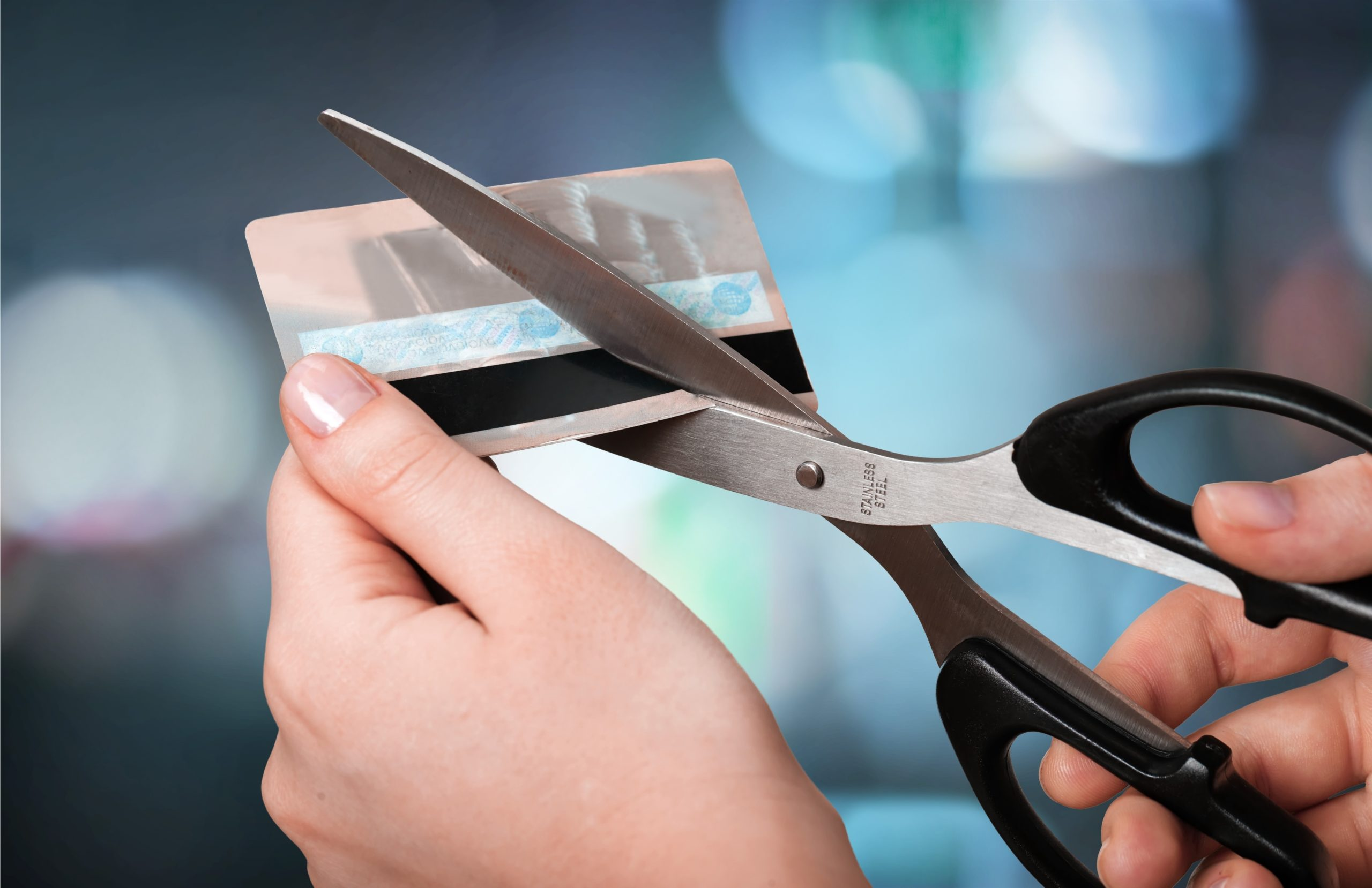 I can't pay my credit card – what can I do