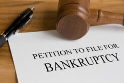 Should I wait for my creditors to make me Bankrupt